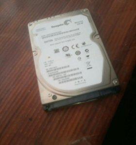 Жесткий диск для ноутбука 500 гигабайт