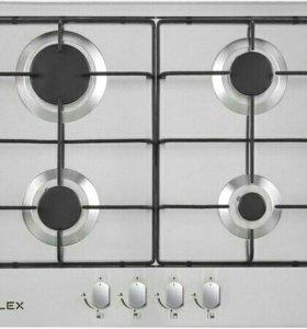 Газовая варочная панель Lex GVS 644 IX