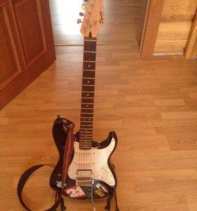 Электро-гитара Squier Fender Bullet Strat Tremolo