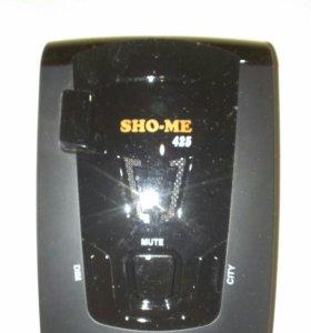 Радар-детектор Sho-me425
