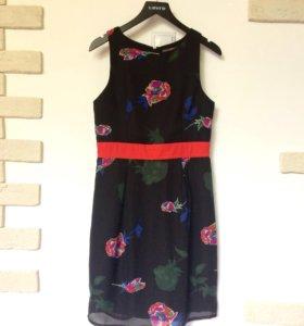 Платье 46 (М) размер