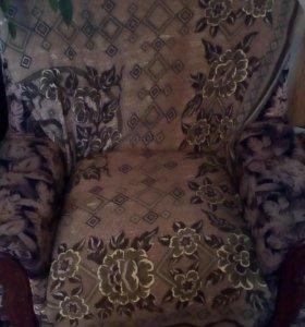 2 кресла мягкая кресло кровать