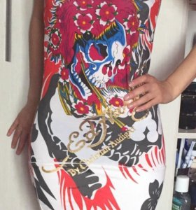 Платье Ed Hardy by Christian Audigier оригинал
