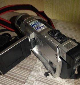 Цифровая видеокамера JVC GR-DVL120