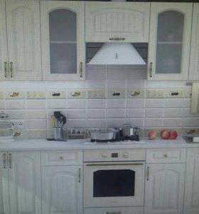 Кухни новые.