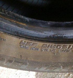Шины Dunlop 215/60 R16
