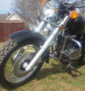 Мотоцикл BM Classic 200