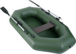 Лодка одноместная(брезентовая)