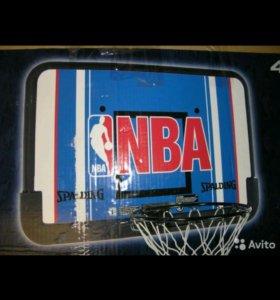 Набор для баскетбола. Супер прочный пластик. Новый