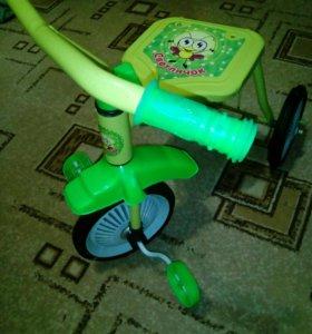 """Детский велосипед """"Светлячок"""""""