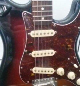 Электрогитара fender squier classic vibe strat 60s