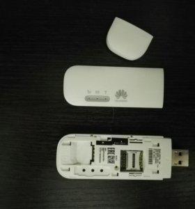 Usb роутер (Huawei)