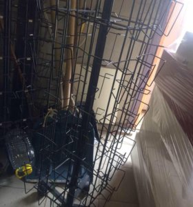 стойки под открытки на колесиках напольные 3 шт