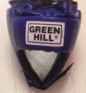 Шлем и защита на грудь