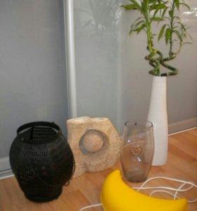 ТОВАРЫ ИЗ IKEA ИКЕИ (ВАЗЫ, ЛАМПА И НОЧНИК)!!!