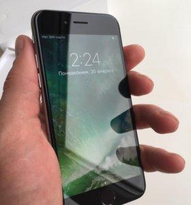iPhone 6 16 space gray б/у