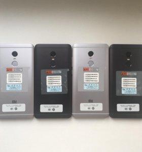 Xiaomi Redmi Note 4 3/32gb Новые