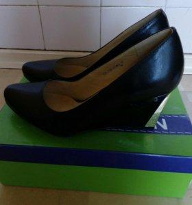 Туфли из натуральной кожы 36