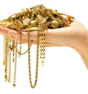 Золото лом