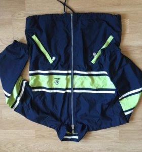 Куртка спортивная р 152