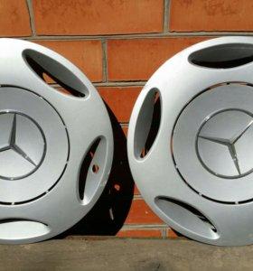 Колпаки оригинальные Mercedes 15''