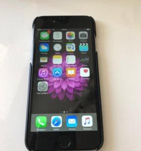 iPhone 6 space gray 64gb б/у