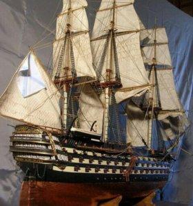 12 апостолов модель корабля
