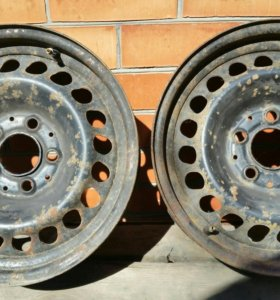 Оригинальные диски Mercedes 15''