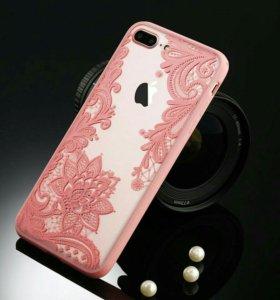 Чехол крышка для iPhone 5 5S SE.