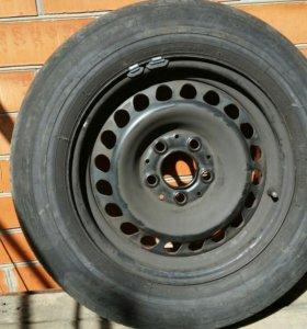"""Колесо Mercedes 15"""""""