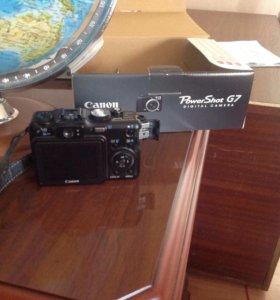 Фотоаппарат Canon Power Shot G
