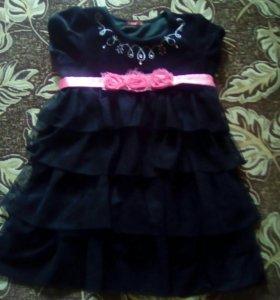 Платье детстское