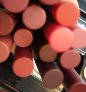 Матовые карандаши-помады