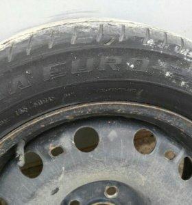 Шины и диски 185/60/R15
