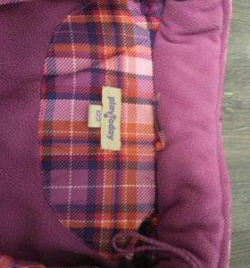 Детская курточка на осень б/у