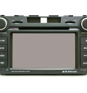 Магнитола Мазда cx-7 DVM-7520G HDI