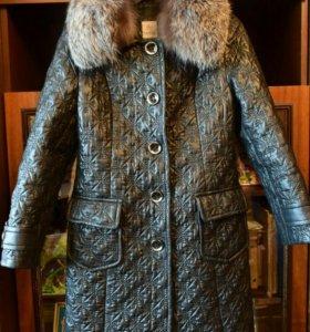 Зимнее пальто Lanika