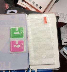 Защитное стекло на iPhone 5 5s