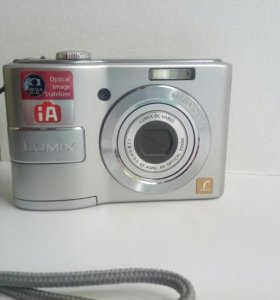 цифровой фотоаппарат Панасоник