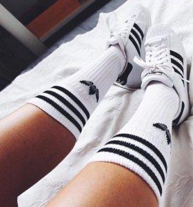 Ультрамодные кроссовки adidas superstar