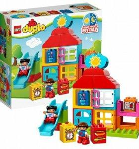 LEGO DUPLO, Мой первый игровой домик