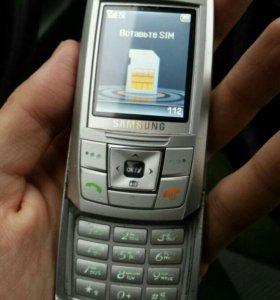 Сотовый телефон Samsung Е250