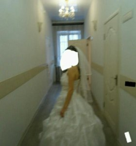 Свадебное платье89963135641