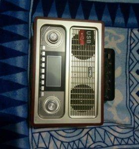Приемник радиовещательный