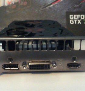Видеокарта GTX 750 Ti (strix)