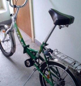 Велосипед складной стелс пилот 430