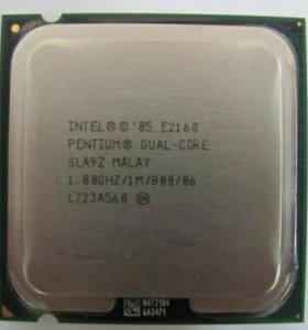 Socket LGA775 1.8 ггц 2-ядерный Conroe 65 Вт