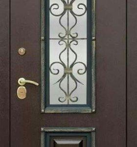 Две двери, высота 2050 см и 2200 см