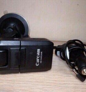 неисправный видеорегистратор Сarcam DC 5.1 Т460