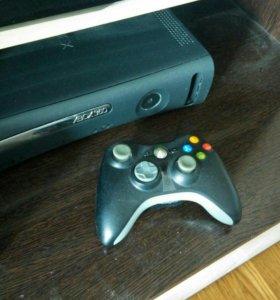 Xbox 360 + kinect + игры